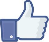 페이스북 좋아요 로고 이미지