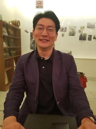 거제에 스마트팜 복합단지 추진하는 홍정의 엠에스파트너스 대표