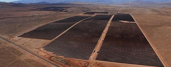 스페인 악시오나는 멕시코 소노라주에 태양광 공장을 건설하고 있다./악시오나 홈페이지