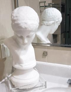 아르코미술관의 그리스 조각상