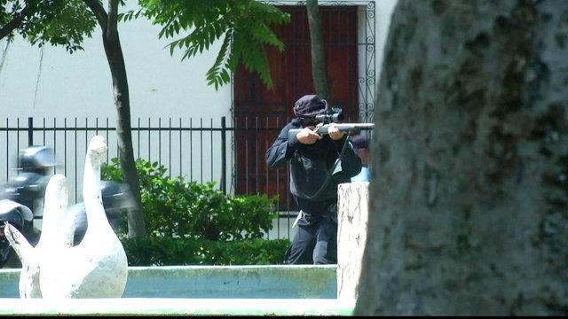 [Al jazeera] Nicaragua forces launch attack in Masaya, Granada