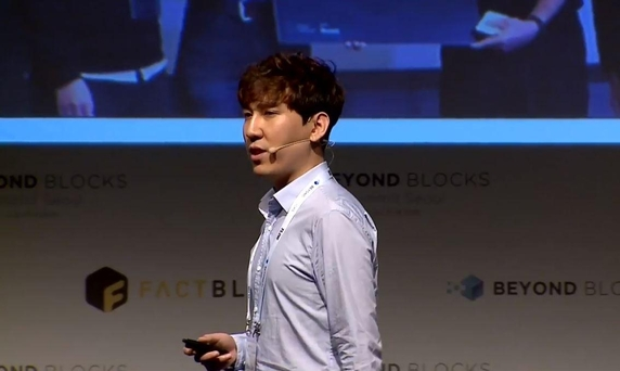김서준 해시드 대표. /유튜브 캡처