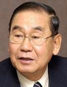 김진현 세계평화포럼 이사장