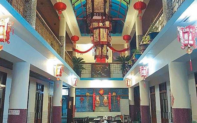 영화 '타짜' 촬영한 군산 중국 음식점, 문화재 됐다