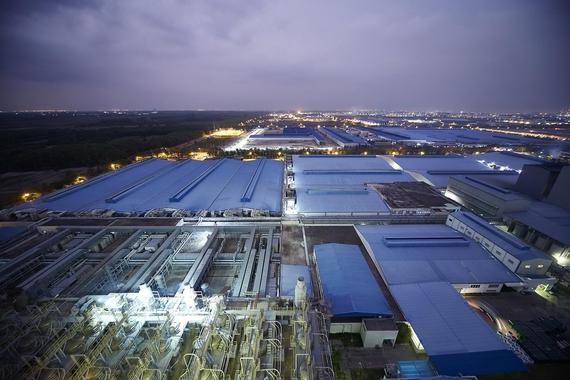 베트남 공장 전경 /효성 제공