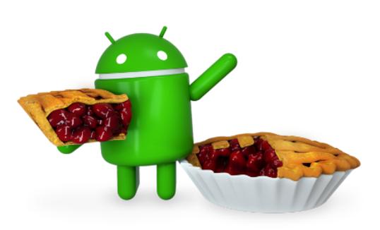 안드로이드의 9번째 OS 버전의 이름은 '파이'다. 구글은 OS 버전별 이름을 모두 간식과 스낵의 이름으로 하고 있다. /구글 제공