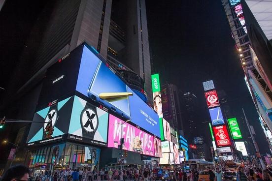 삼성전자, 세계 곳곳에 갤럭시노트9 옥외광고 개시