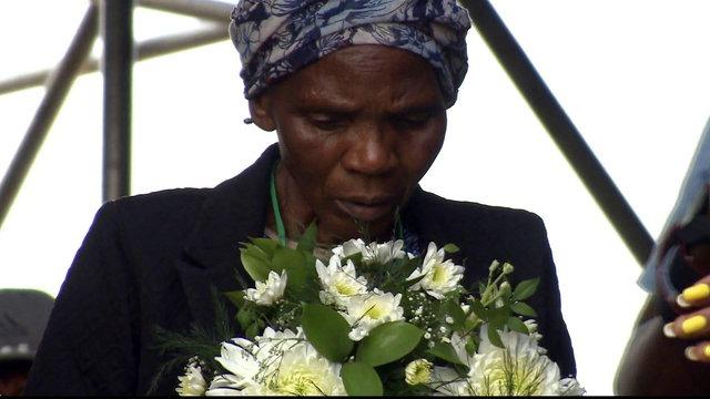 [Al jazeera] Marikana massacre: Families still waiting for justice