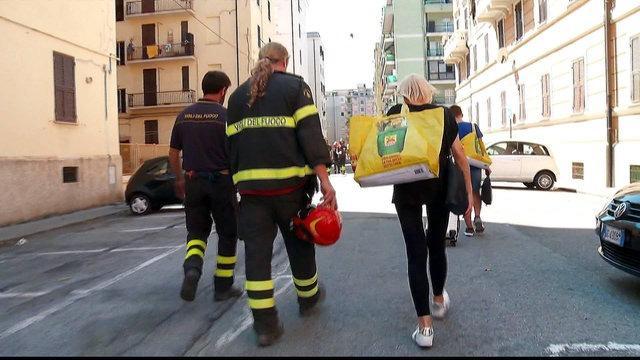 [Al jazeera] Genoa bridge collapse: hundreds ordered to evacuate