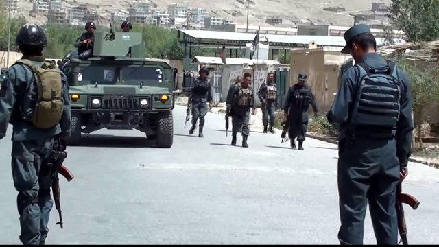 [Al jazeera] Gunmen attack intelligence service centre in Kabul