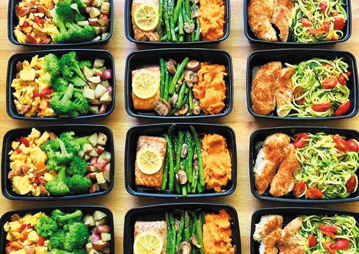 밀프렙은 건강한 식단으로 규칙적인 식사를 할 수 있는 방식으로 최근 1인 가구나 맞벌이 부부에게 인기를 끌고 있다.