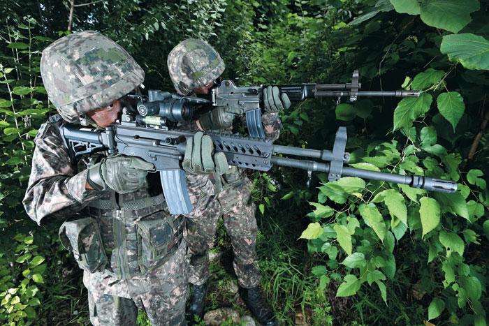 S&T 모티브의 신형 소총.