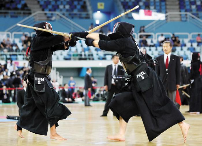 세계 검도선수권대회 30년 만에 한국서 열려