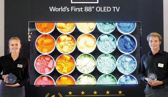LG전자 올레드 TV