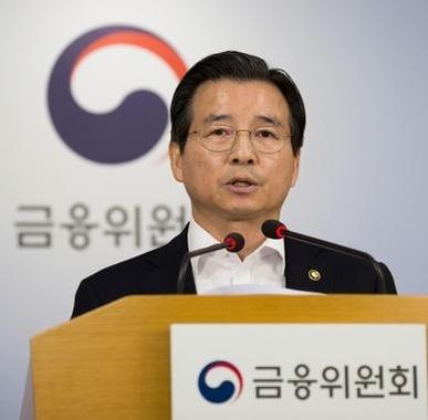 김용범 금융위원회 부위원장 / 조선DB