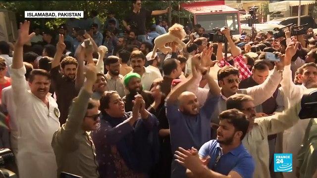 [France 24] Former Pakistani PM Nawaz Sharif released from prison