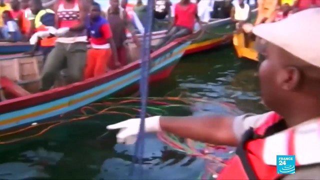 [France 24] Hundreds feared dead in Tanzania ferry accident