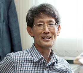 18세기 화가 이인상을 연구한 박희병 서울대 교수.