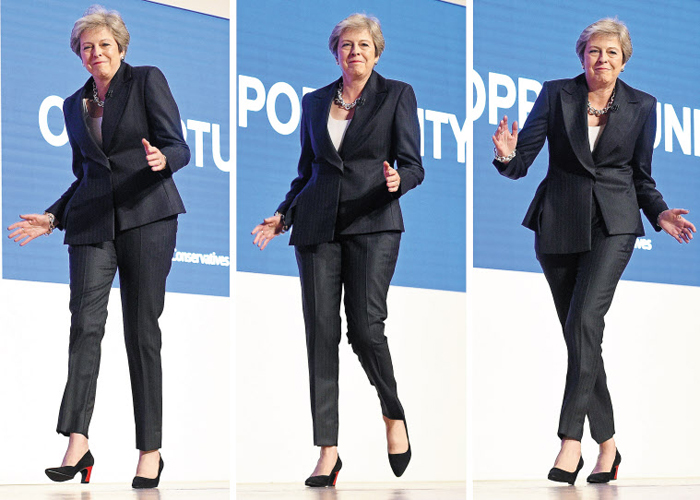 테리사 메이 영국 총리