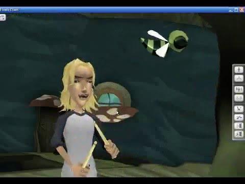 구글의 가상 현실 게임 서비스 'Lively'는 서비스 개시 1년도 채 되지 않아 2008년 서비스를 중단했다. /유튜브 캡처