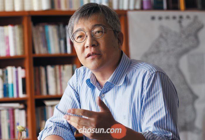 의학사 연구자 김호 경인교대 교수.