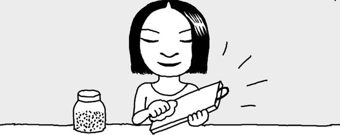 [리빙포인트] 주방 도마 깨끗하게 쓰려면