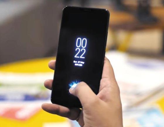 중국 스마트폰 제조업체 비보가 지난 2월 출시한'X플레이6'.