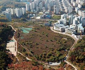 서울 은평구 기자촌 근린공원