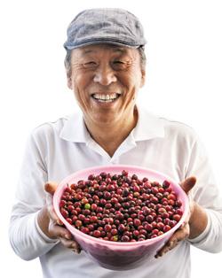 김영한 제주 커피수목원 대표