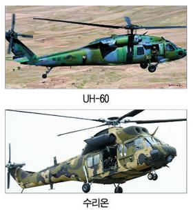 UH-60, 수리온
