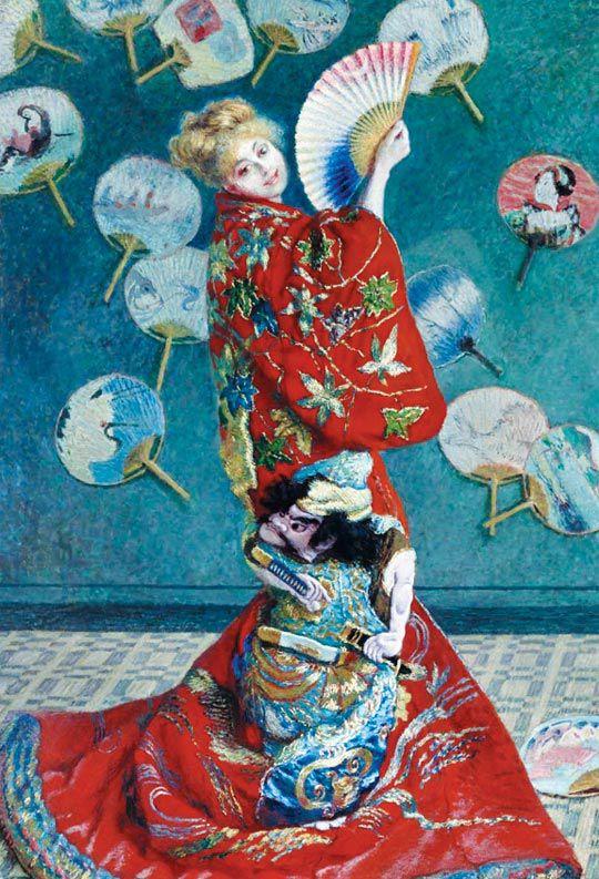 韓国紙「もしモネやゴッホが現代人だったら浮世絵ではなくK-POPに夢中になってたはずだ」