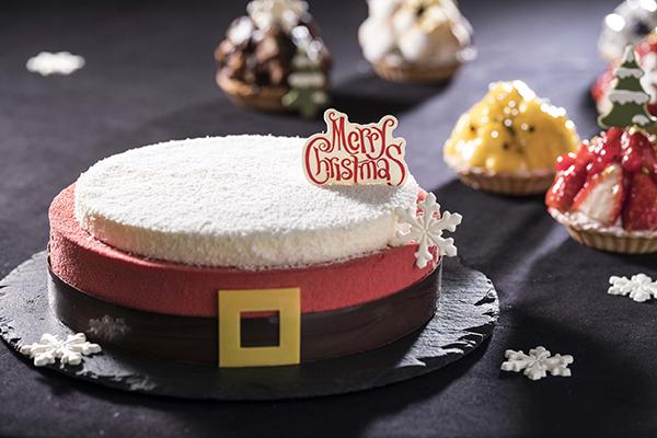 서울드래곤시티 '알라메종 델리' 크리스마스 케이크