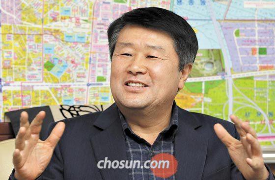 박형우 인천 계양구청장