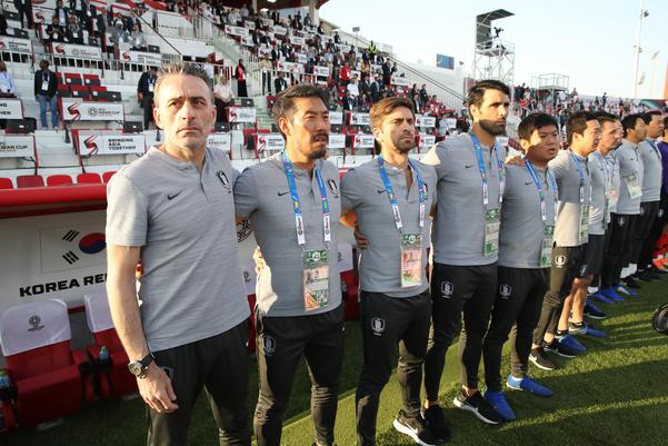 South Korea – Bahrain 16th round