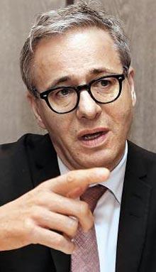 야코브 할그렌 주한 스웨덴 대사