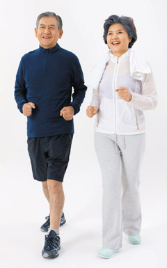 운동하면 뇌에서 특정 호르몬이 분비돼 알츠하이머 치매 증세를 호전시키는 것으로 확인됐다.