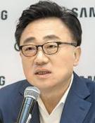 고동진 삼성전자 스마트폰 부문 사장