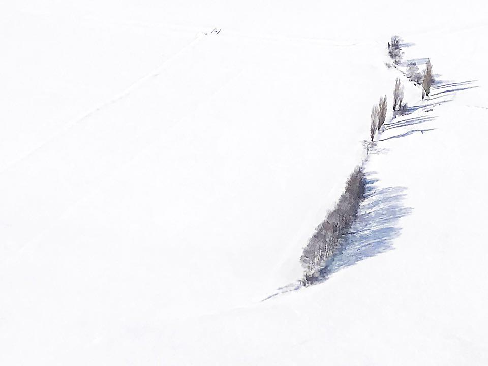 순백(純白)의 고장 홋카이도 눈 속에 감춰진 겨울매력