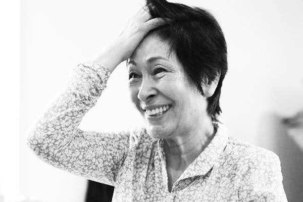 드라마 속 캐릭터와 현실의 자아를 경이롭게 일치시킨 배우 김혜자./사진=이태경 기자