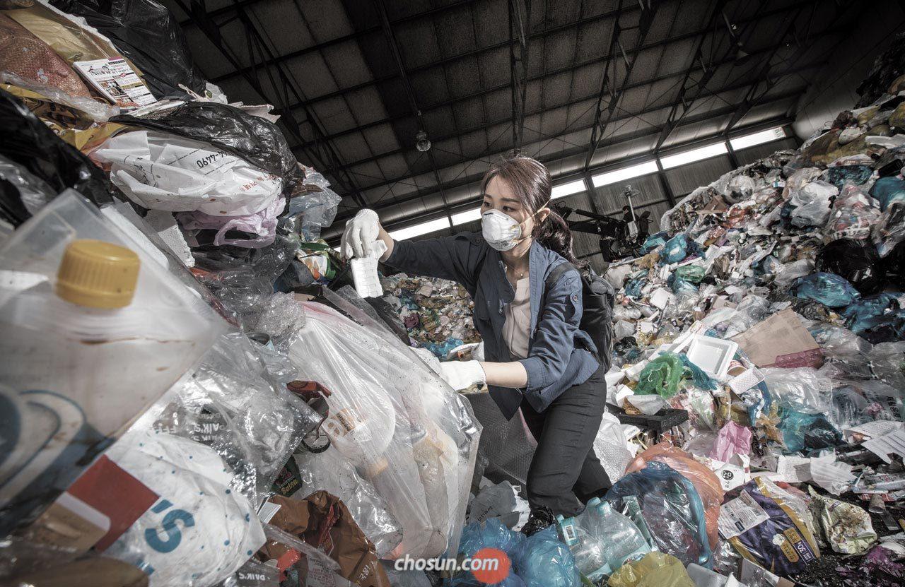 일회용품 줄이기 사회적 공감 이끈 김효인 기자