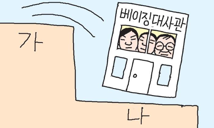 [만물상] '등급' 떨어진 베이징 대사관