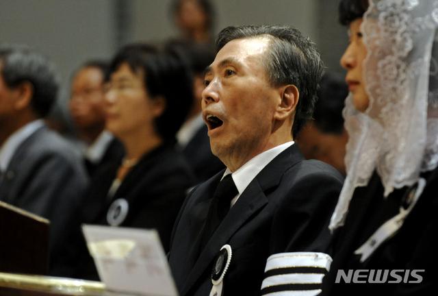 김대중 전 대통령 장남 김홍일 전 의원 별세