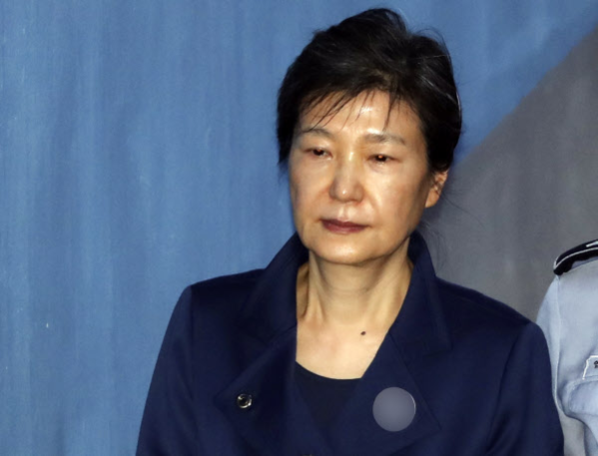 박근혜 전 대통령./뉴시스