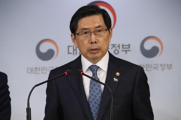 박상기 법무부 장관./연합뉴스