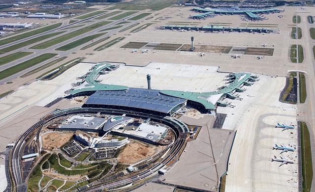인천공항 2터미널./뉴시스