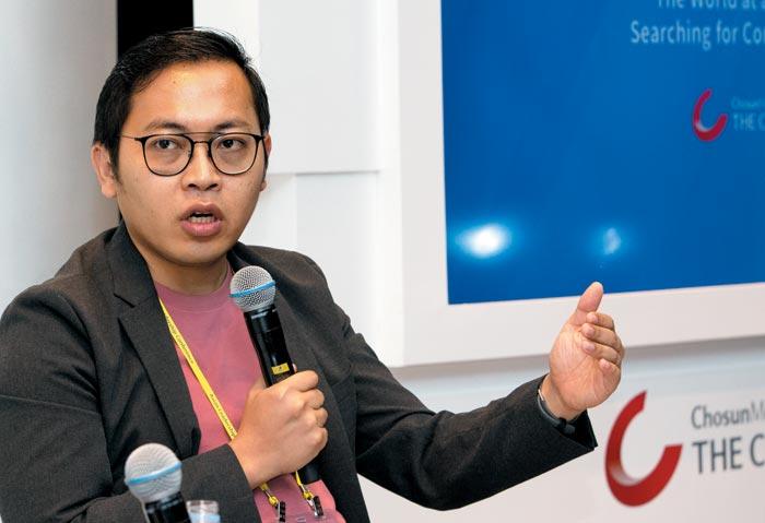 전자상거래 업체 부칼라팍 창업자인 아흐맛 자키.
