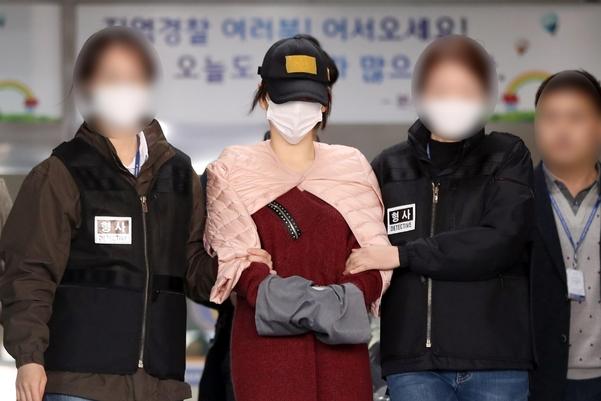 황하나씨. /연합뉴스