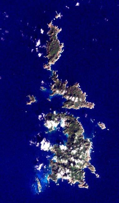 일본 오가사와라 제도. /위키피디아