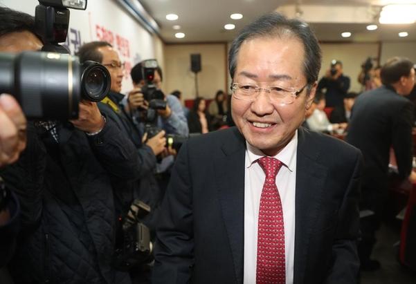 홍준표 전 자유한국당 대표. /연합뉴스