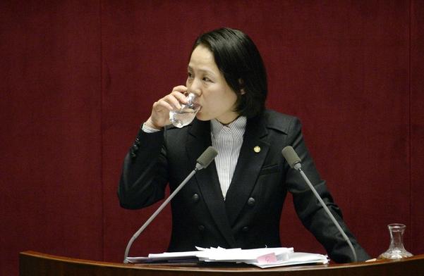 임수경 전 의원. /연합뉴스